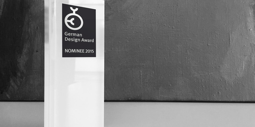 RECHTECK Award Winning Designer German Design Award 2015