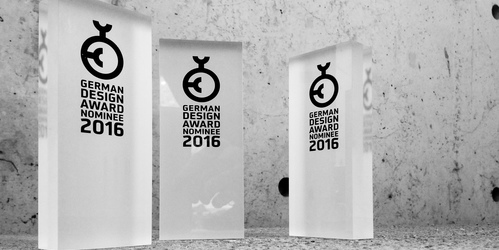 RECHTECK Award Winning Designer German Design Award 2016 Konferenztisch