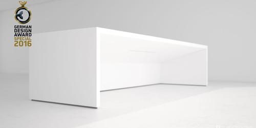 Schreibtisch regere moderner design schreibtisch von for Designer arbeitstisch