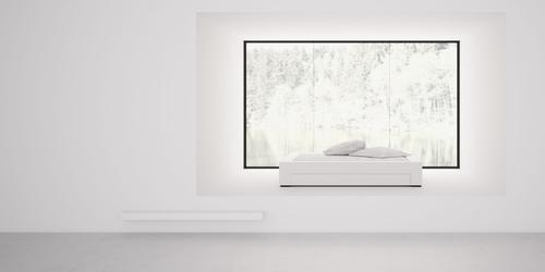 bett somnium mit bettkasten preis 140x200 design bett von rechteck. Black Bedroom Furniture Sets. Home Design Ideas