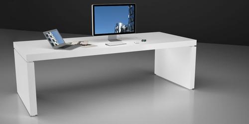 schreibtisch praefectus wei er boss schreibtisch von. Black Bedroom Furniture Sets. Home Design Ideas