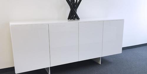 Highboard auxilium shop luxus design highboard von rechteck for Kommode 100 x 60