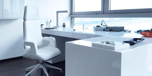 schreibtisch opperarius kaufen puristisch design tisch von. Black Bedroom Furniture Sets. Home Design Ideas