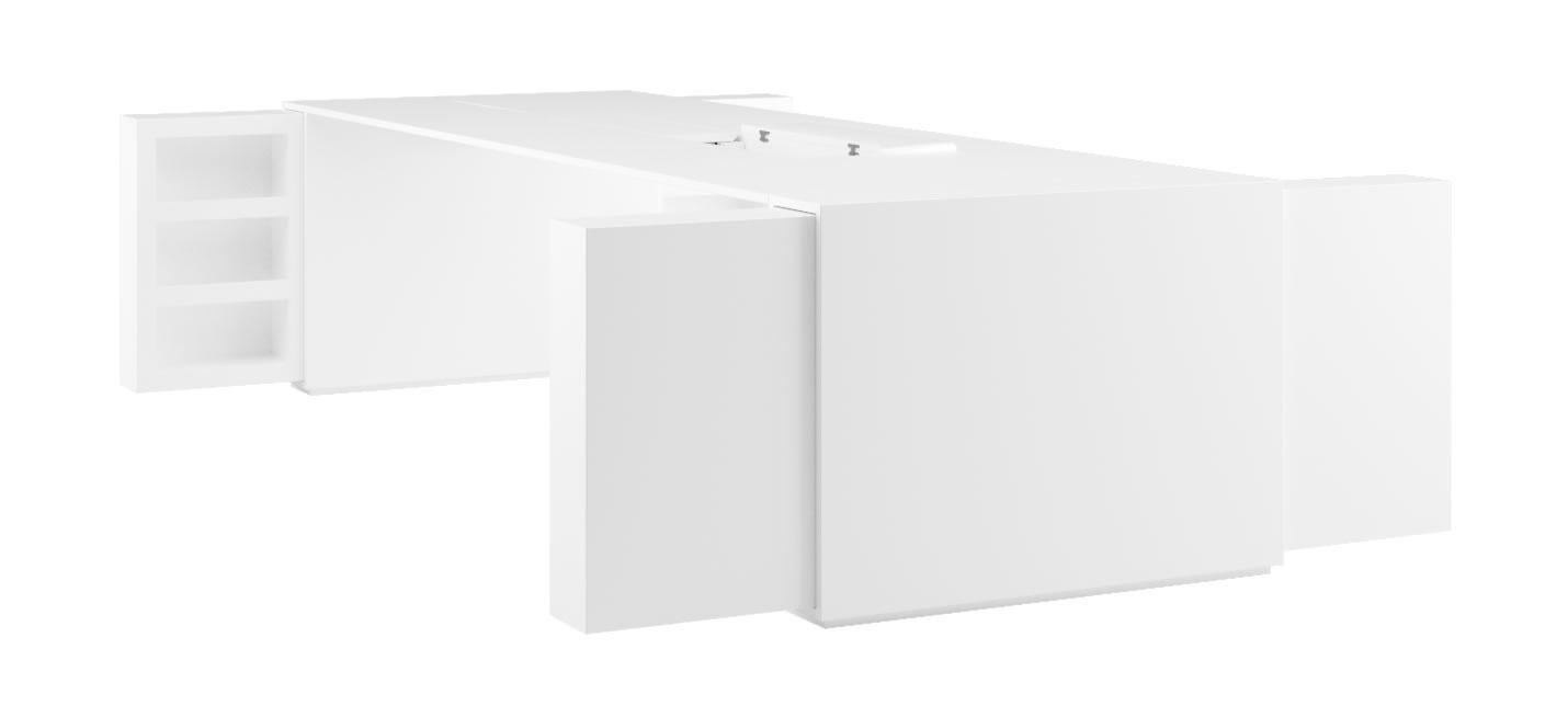 Eck kabelkanal swalif for Besprechungstisch design