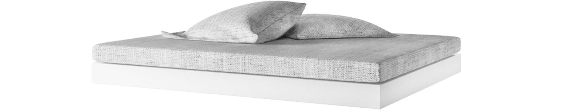 bett puristisch stunning hochmodern wei puristisch holen sie sich helligkeit in ihr with bett. Black Bedroom Furniture Sets. Home Design Ideas