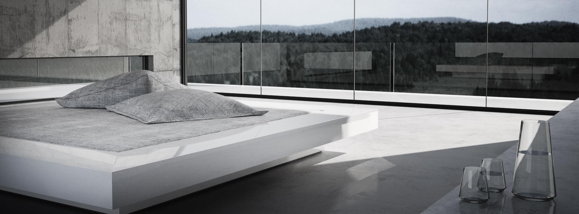 exklusive betten handgefertigte exklusive betten von rechteck. Black Bedroom Furniture Sets. Home Design Ideas