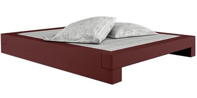 luxus bett exklusive ma anfertigungen von rechteck. Black Bedroom Furniture Sets. Home Design Ideas