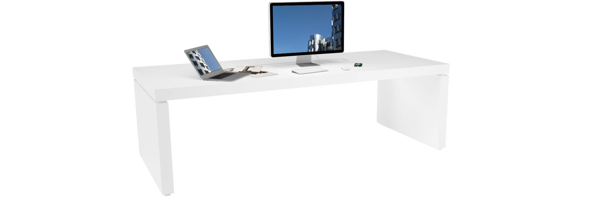 boss schreibtisch praefectus online vergleichen pur design. Black Bedroom Furniture Sets. Home Design Ideas