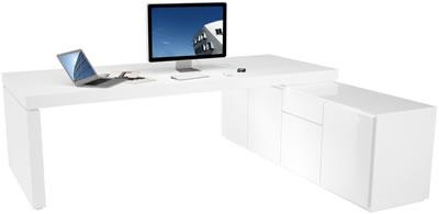 Eckschreibtisch modern  Design Schreibtisch