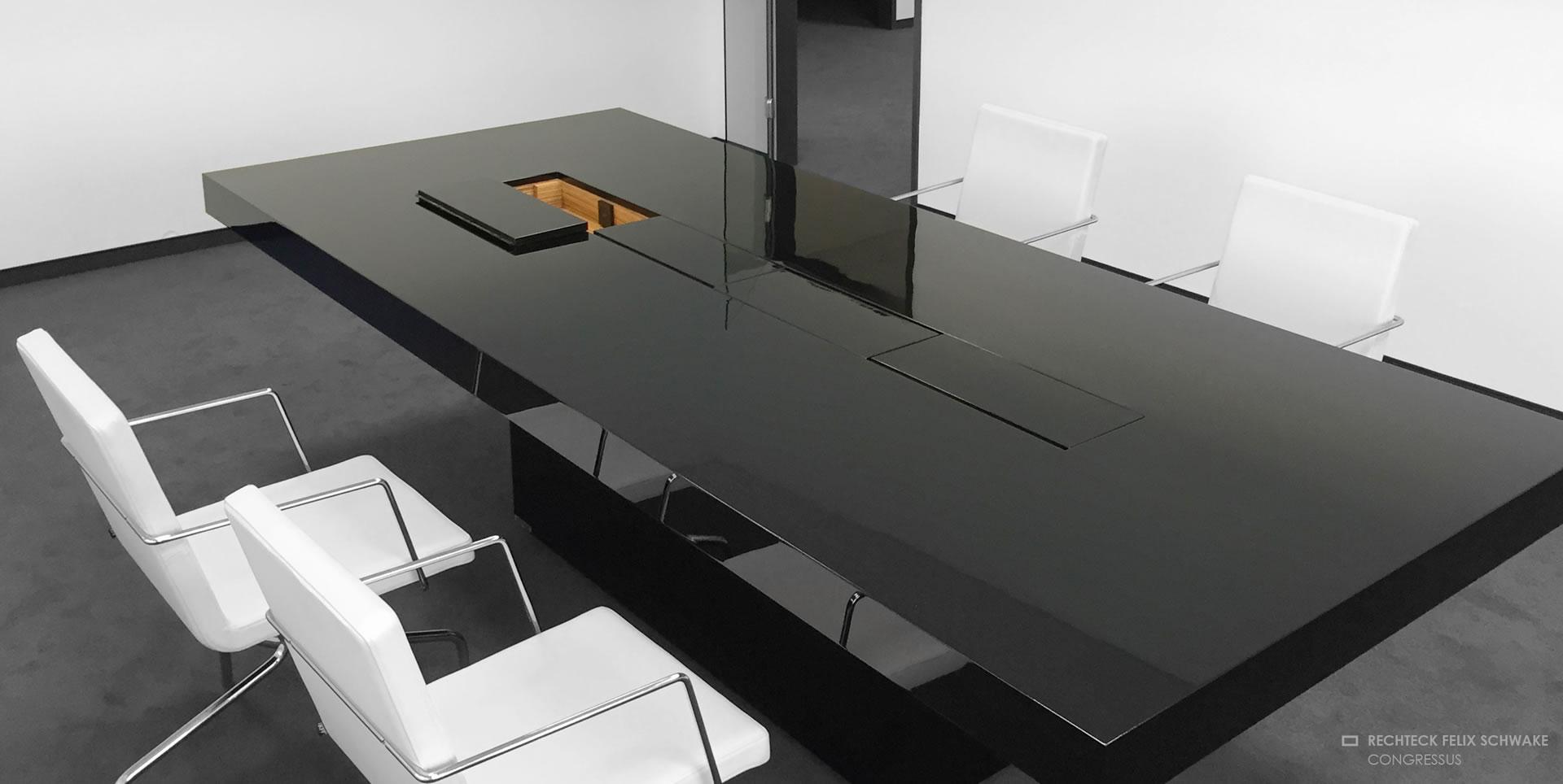 Konferenztisch puristisches design f r moderne for Konferenztisch design