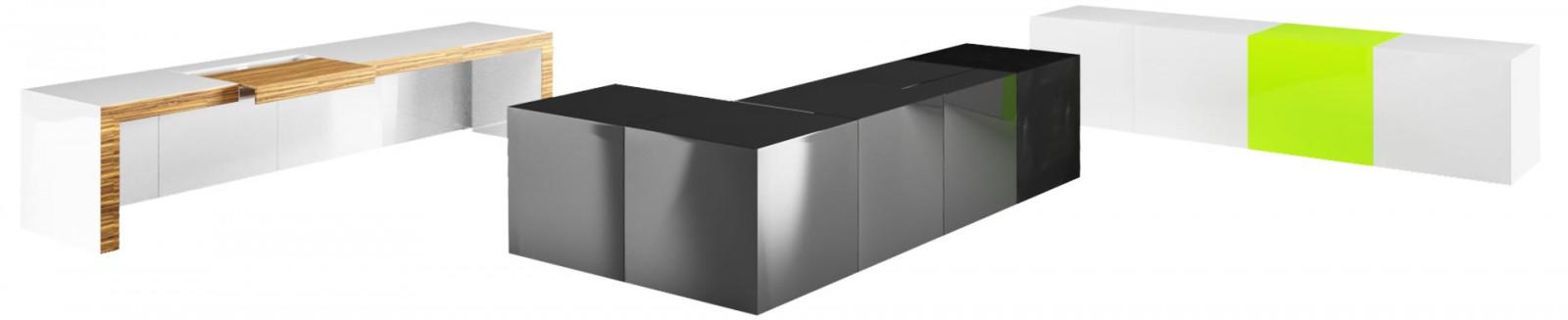 schreibtisch opperarius kaufen puristisch design tisch von rechteck. Black Bedroom Furniture Sets. Home Design Ideas