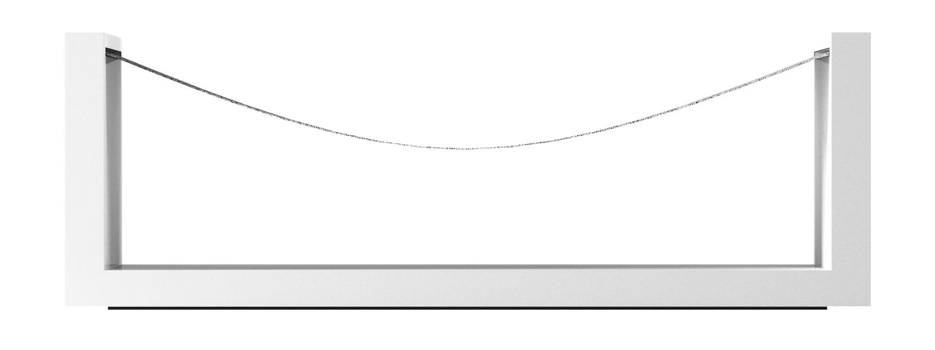 h ngematte remissio moderne design h ngematte von rechteck. Black Bedroom Furniture Sets. Home Design Ideas