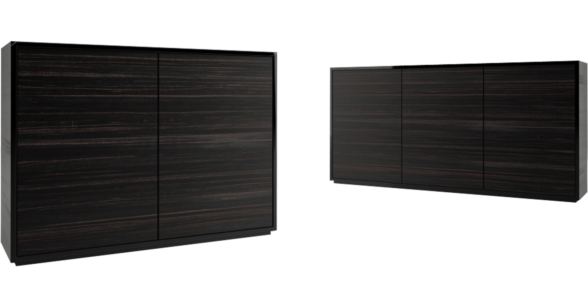 sideboard eiche san remo dunkel smash. Black Bedroom Furniture Sets. Home Design Ideas