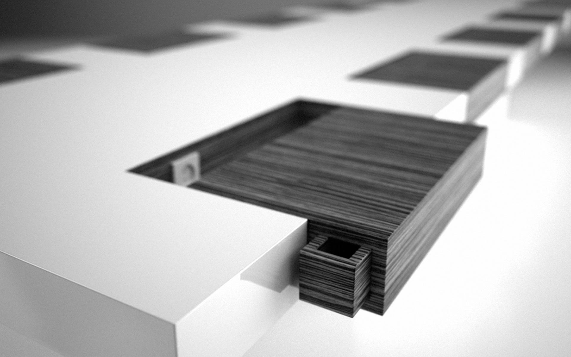Konferenztisch conventus edler designer konferenztisch for Besprechungstisch design