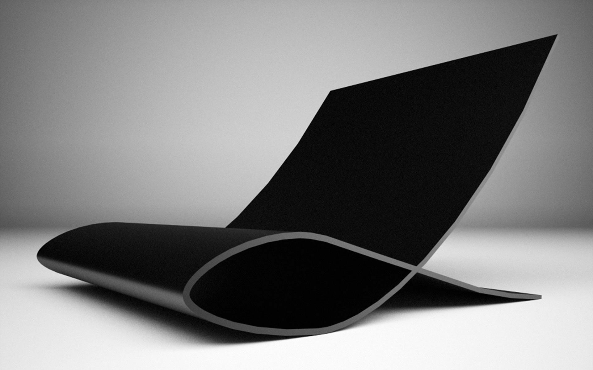 Sessel ALPHA bestellen ▭ weisser Design-Sessel von RECHTECK