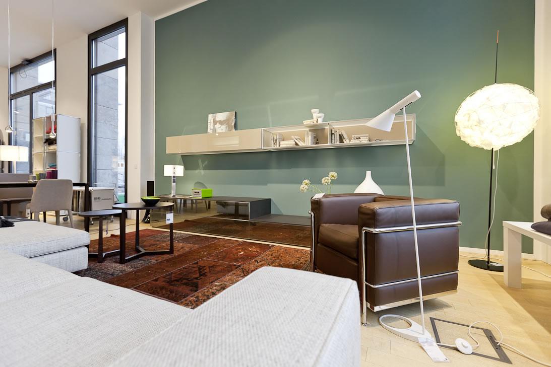 m bel minimalismus moderne wei e hochglanz design m bel von rechteck. Black Bedroom Furniture Sets. Home Design Ideas