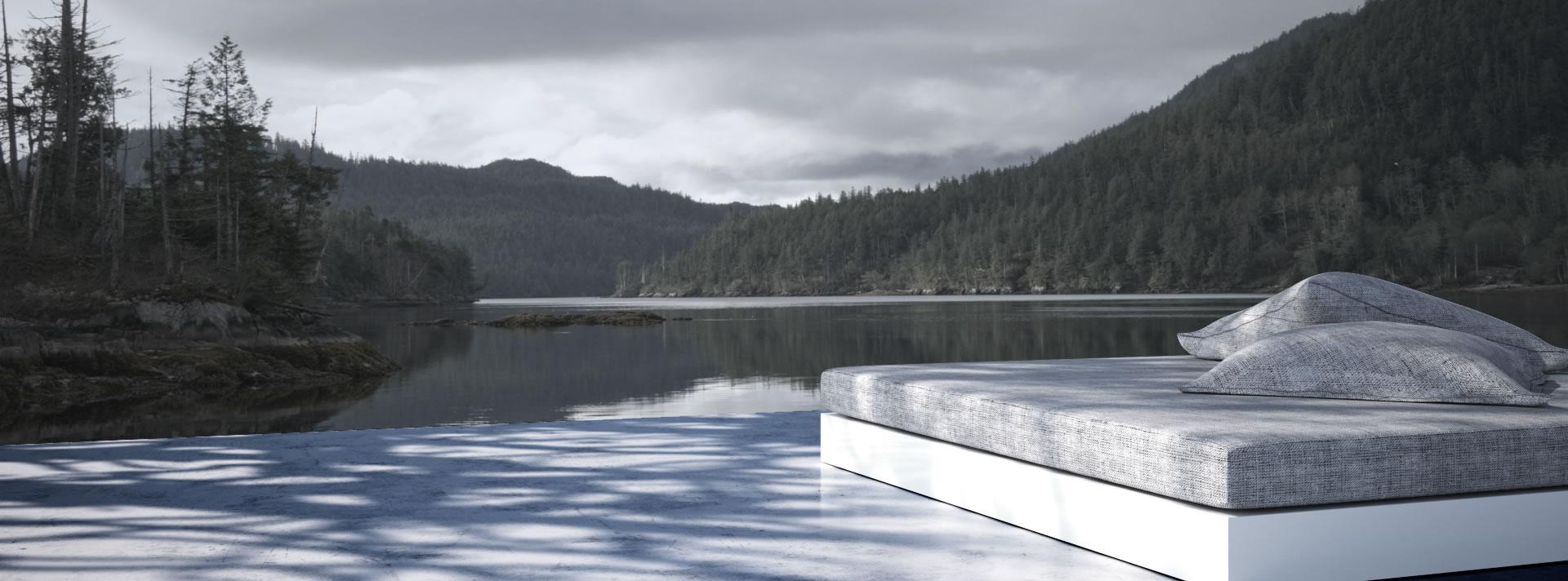 Möbel minimalismus ▭ moderne weiße hochglanz design möbel von ...
