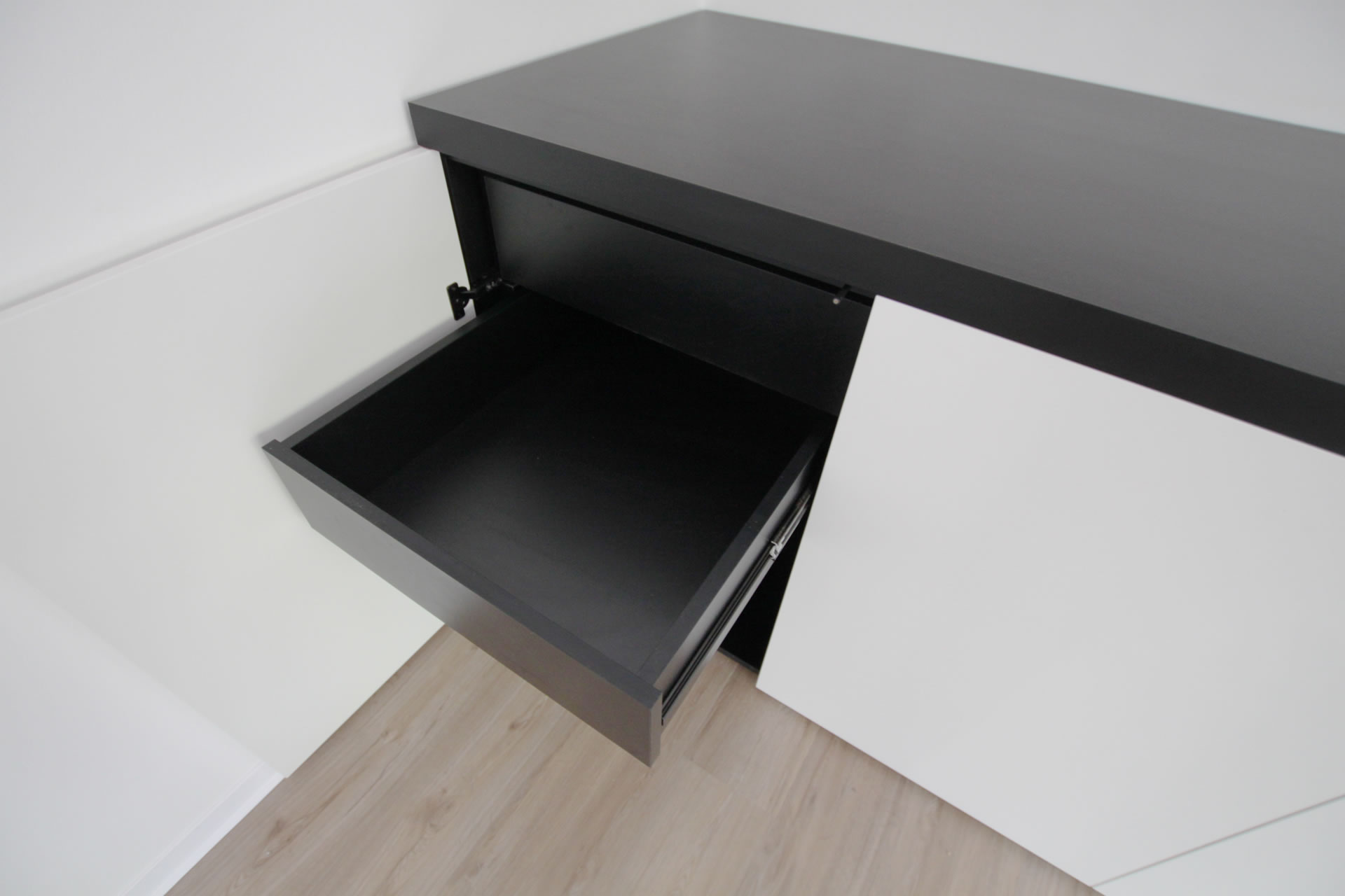 Küchengeschäft  Ladenbau ▭ Möblierung Goldschmiede Münster RECHTECK Design-Möbel