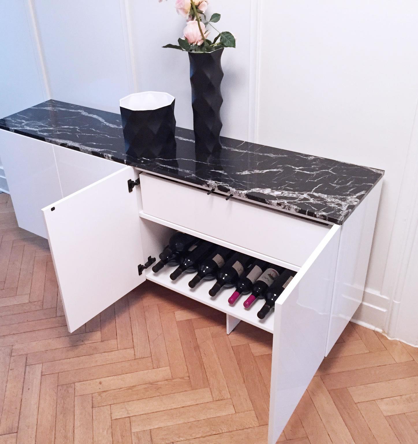 schlafzimmer sideboard sideboards f r schlafzimmer. Black Bedroom Furniture Sets. Home Design Ideas