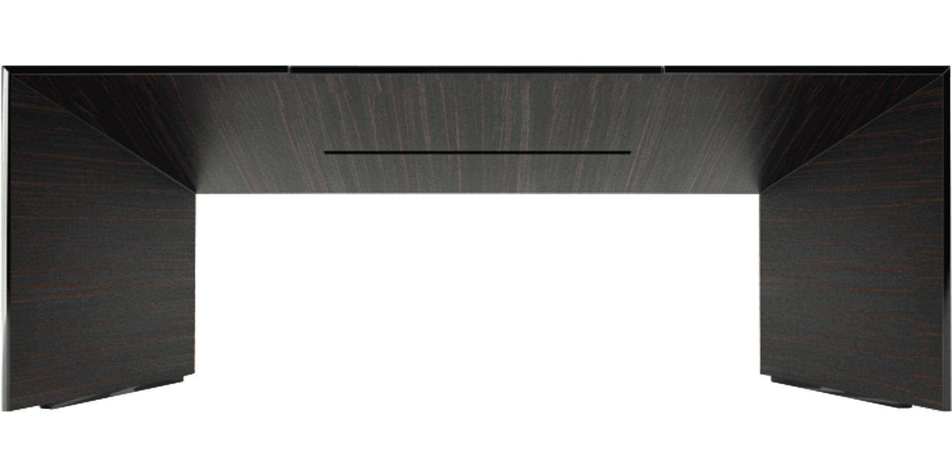 Schreibtisch Kaufen : Schreibtisch Aus Holz Futuristisch U2013 Topby.info