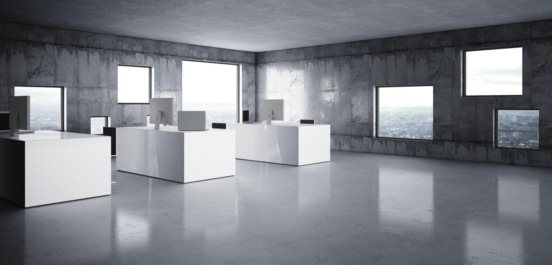 Schreibtisch regere moderner design schreibtisch von for Design schreibtisch