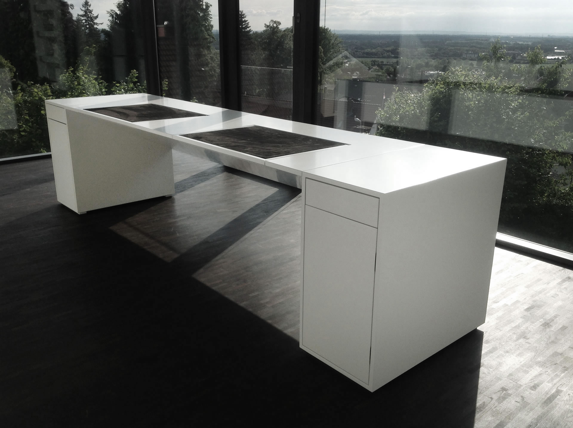 villa m blierung in frankfurt a m rechteck. Black Bedroom Furniture Sets. Home Design Ideas