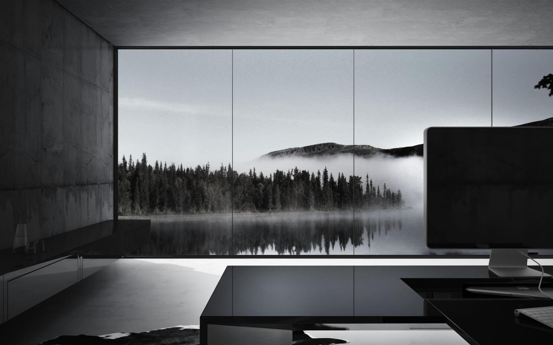 schreibtisch b ro modern kreatives haus design. Black Bedroom Furniture Sets. Home Design Ideas
