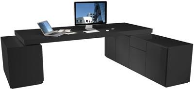 Eckschreibtisch büro  Büro-Schreibtisch PRAEFECTUS preis ▭ modern Büro-schreibtische ...